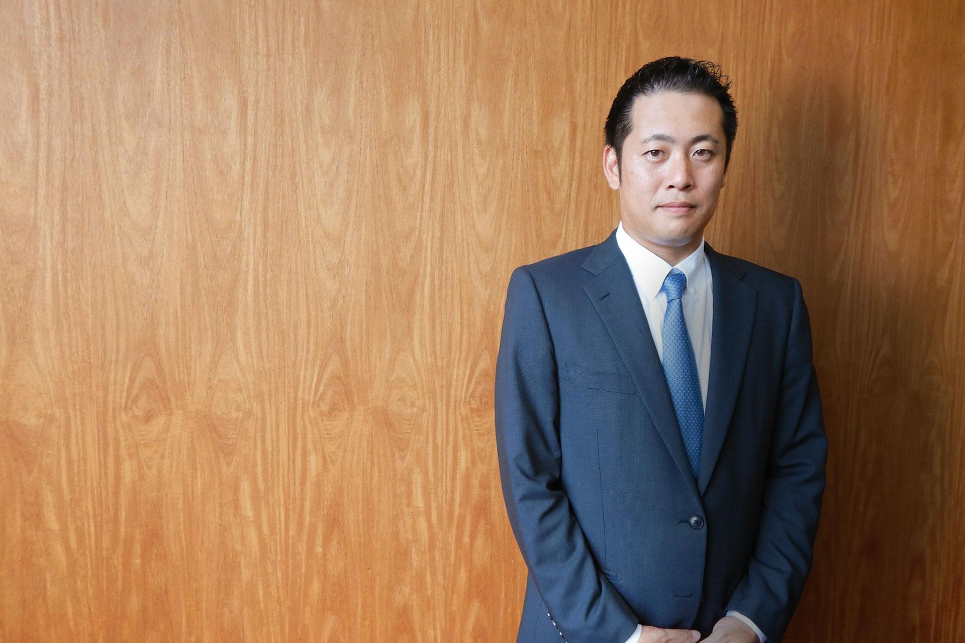 近江化学工业株式会社 董事长兼总经理 竹下 元